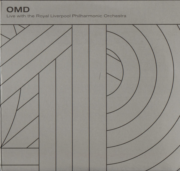 Orchestral Manoeuvres In The Dark - OMD*  Live With The Liverpool Philharmonic Orchestra