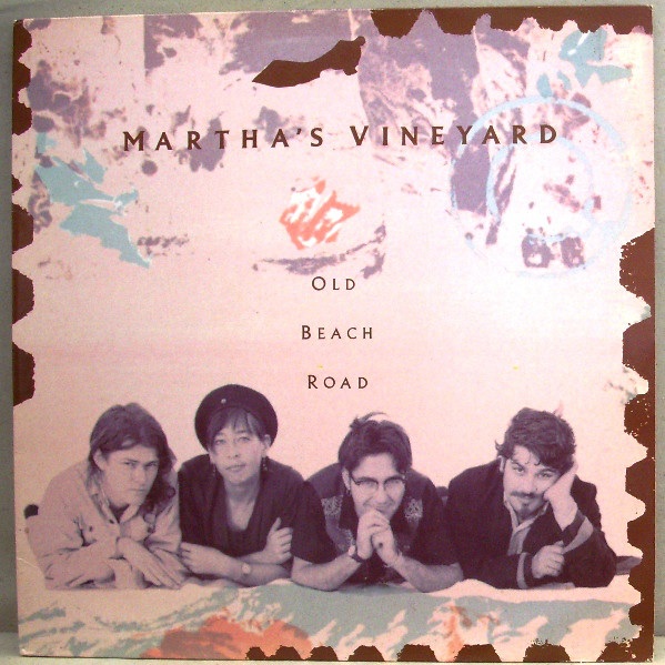 Martha's Vineyard Old Beach Road Vinyl