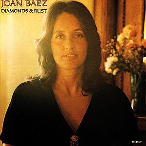 Baez, Joan Diamonds & Rust CD