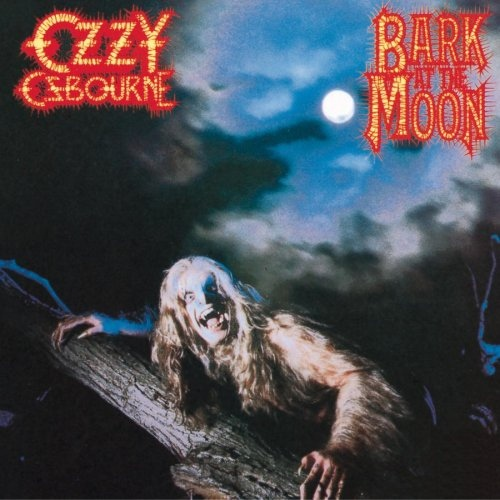 Osbourne, Ozzy Bark At The Moon Vinyl