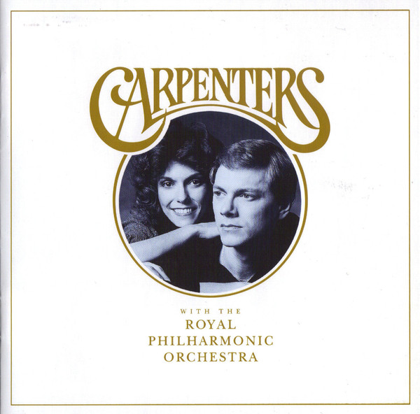 Carpenters Carpenters With The Royal Philharmonic Orchestra CD