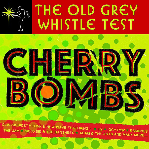 Various The Old Grey Whistle Test Cherry Bombs CD