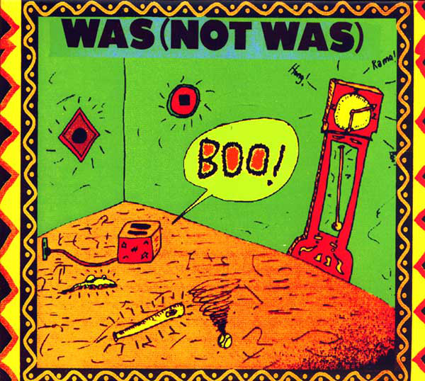 Was (Not Was) Boo! Vinyl