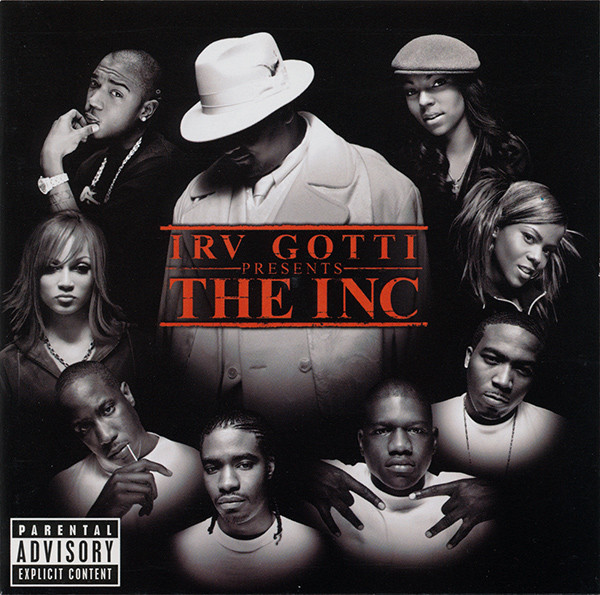 Gotti, Irv Irv Gotti Presents The Inc Vinyl