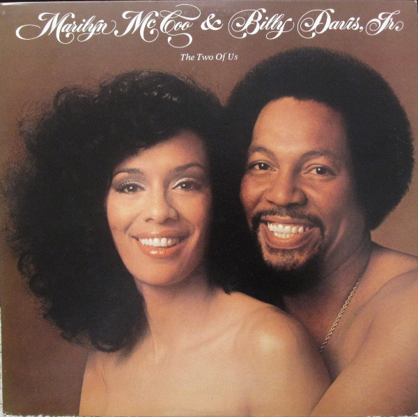 McCoo Marilyn/Billy Davis Jr The Two Of us