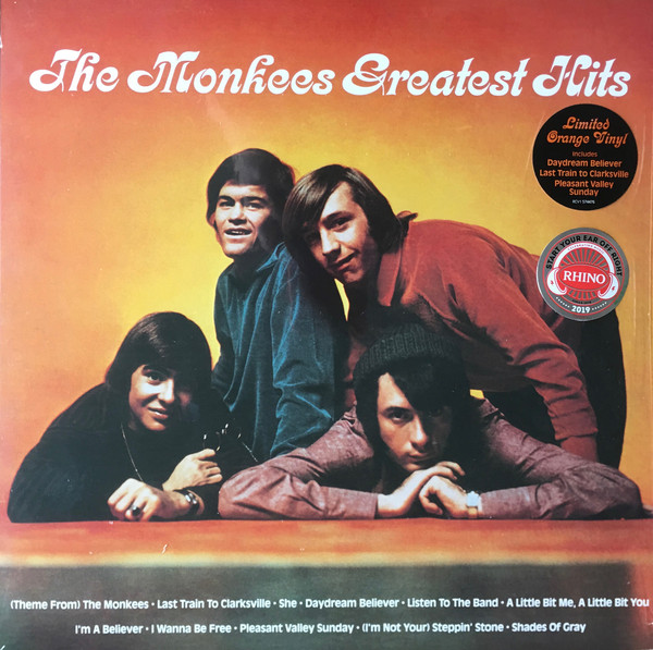 The Monkees The Monkees Greatest Hits