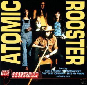 Atomic Rooster Atomic Rooster CD