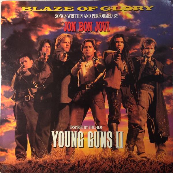Bon Jovi, Jon Blaze Of Glory / Young Guns 2 Vinyl