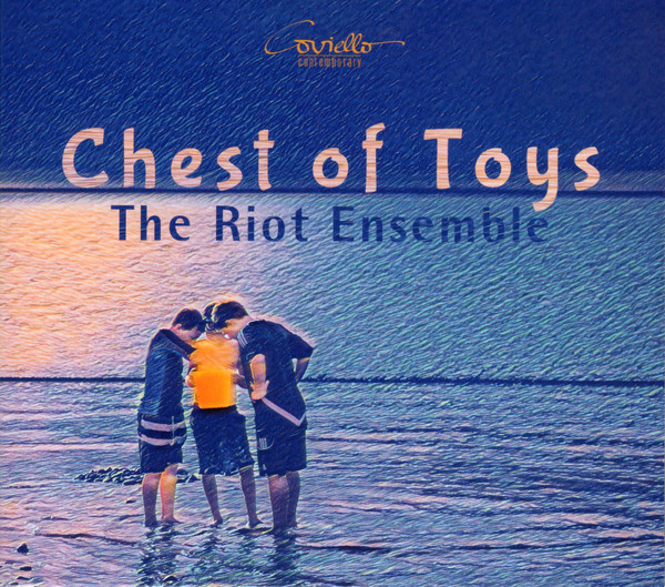 Riot Ensemble Chest Of Toys