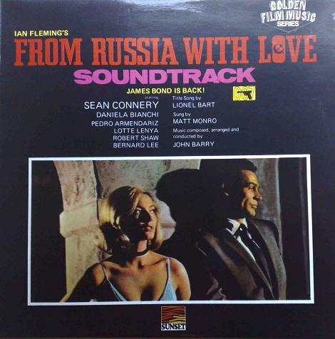 Barry, John From Russia With Love
