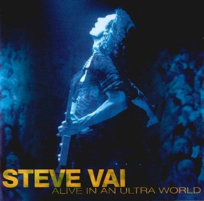 Vai, Steve Alive In An Ultra World