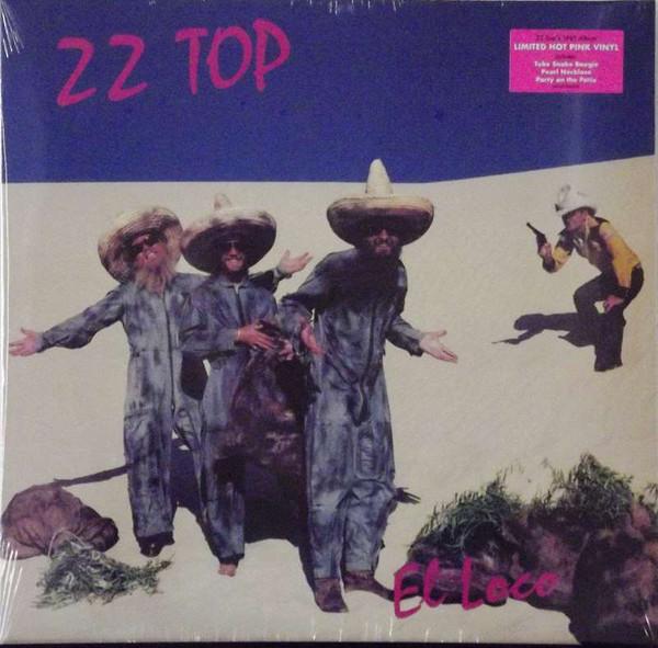 ZZ Top El Loco Vinyl