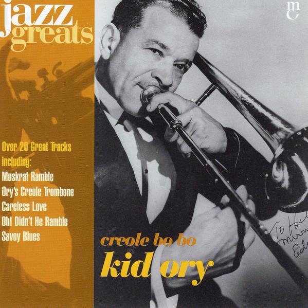 Kid Ory Creole Bo Bo Vinyl