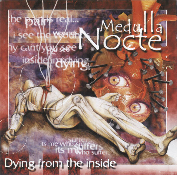 Nocte Medulla Dying From The Inside Vinyl