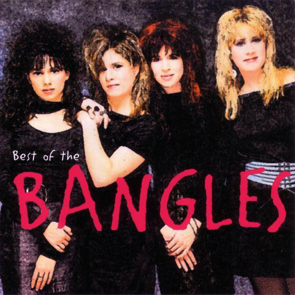 The Bangles Best Of The Bangles CD