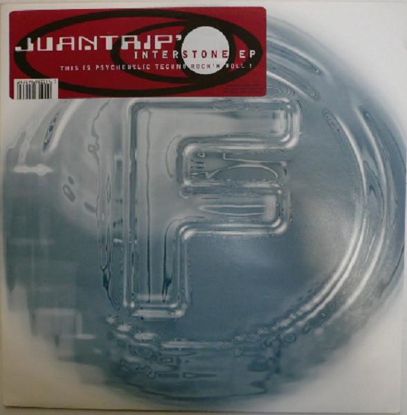 Juantrip' Interstone EP Vinyl