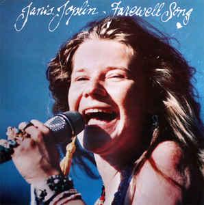 Janis Joplin Farewell Song Vinyl