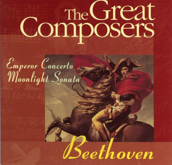Beethoven - Zubin Mehta, Alfred Brendel, Walter Klein Emperor Concerto & Moonlight Sonata
