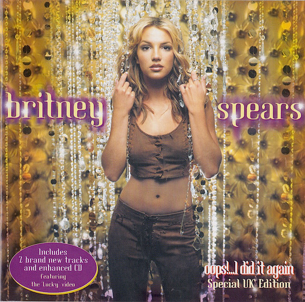 Spears, Britney Ooops I Did It Again