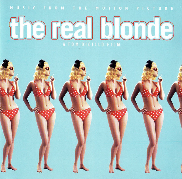 Various The Real Blonde - Music From The Motion Picture CD