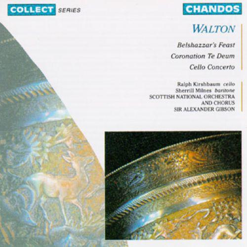 Walton - Ralph Kirshbaum, Sherrill Milnes, Alexander Gibson Belshazzar's Feast / Coronation Te Deum / Cello Concerto CD