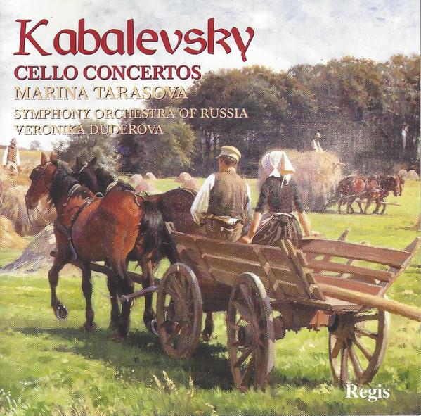 Kabalevsky – Marina Tarasova, Symphony Orchestra Of Russia, Veronika Dudarova Cello Concertos