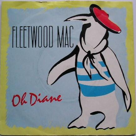 Fleetwood Mac Oh Diane Vinyl