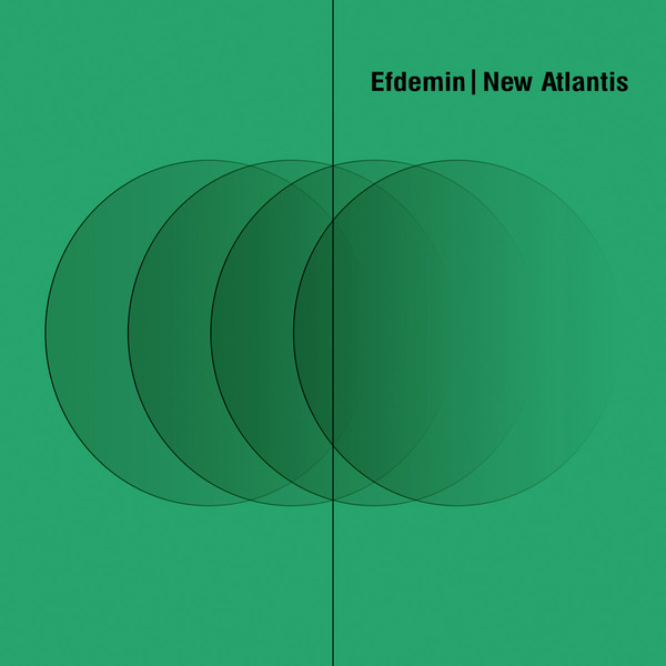 Efdemin New Atlantis Vinyl