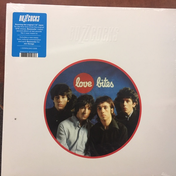 Buzzcocks Love Bites Vinyl