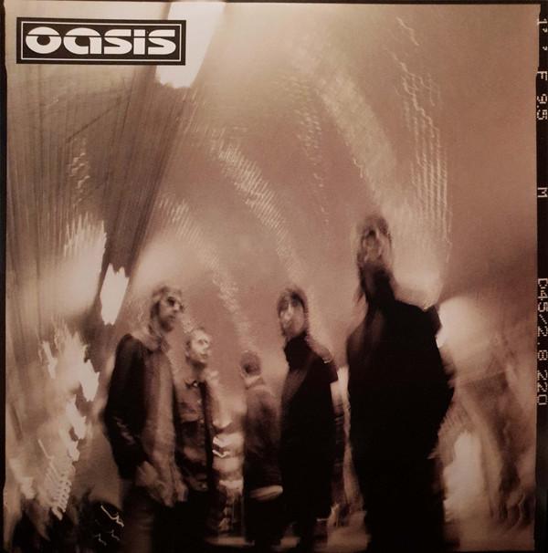 Oasis Heathen Chemistry Vinyl