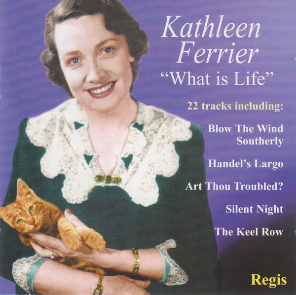 Ferrier, Kathleen What Is Life? Vinyl