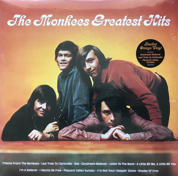 The Monkees The Monkees Greatest Hits Vinyl