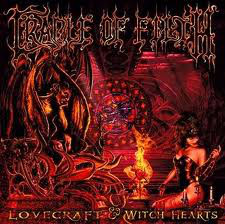 Cradle Of Filth Lovecraft & Witch Hearts