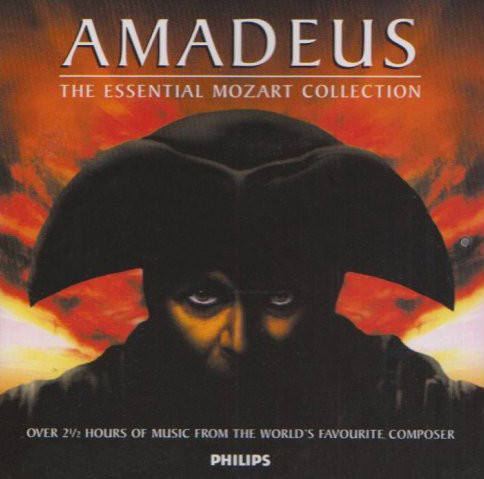 Various Amadeus - The Essential Mozart Collection