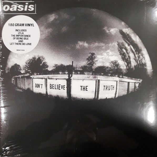 Oasis Don't Believe The Truth Vinyl