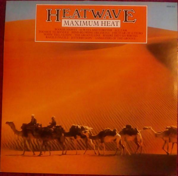 Heatwave Maximum Heat Vinyl