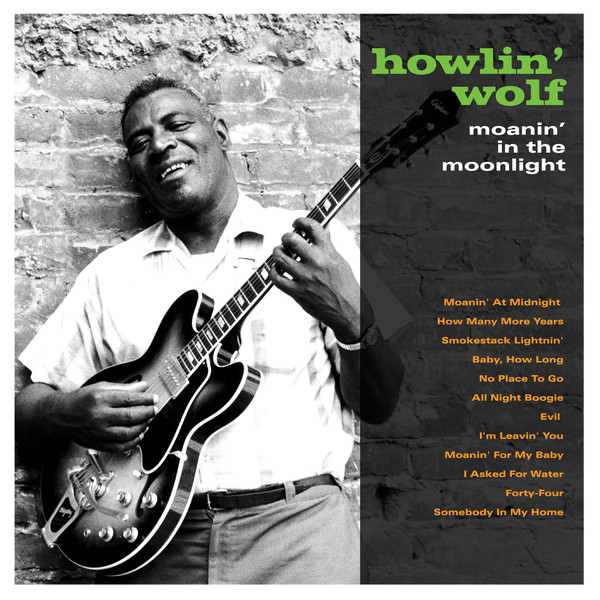 Howlin' Wolf Moanin' In The Moonlight Vinyl
