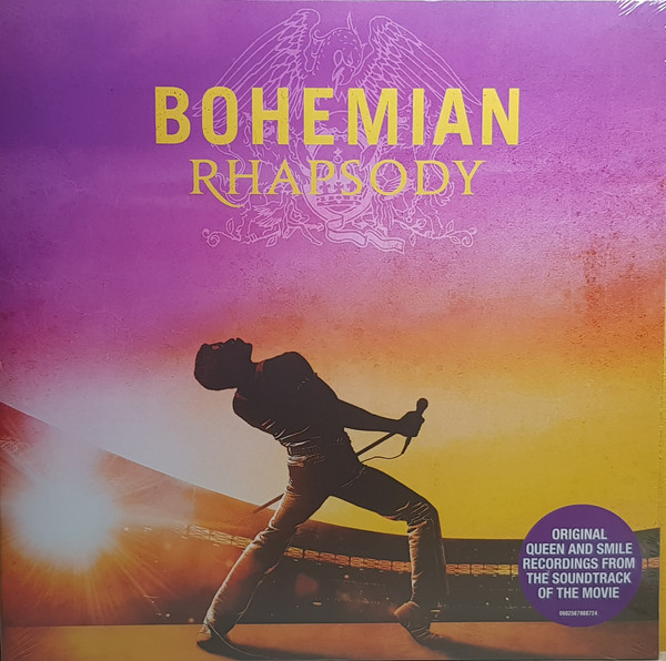 Queen Bohemian Rhapsody (The Original Soundtrack) Vinyl