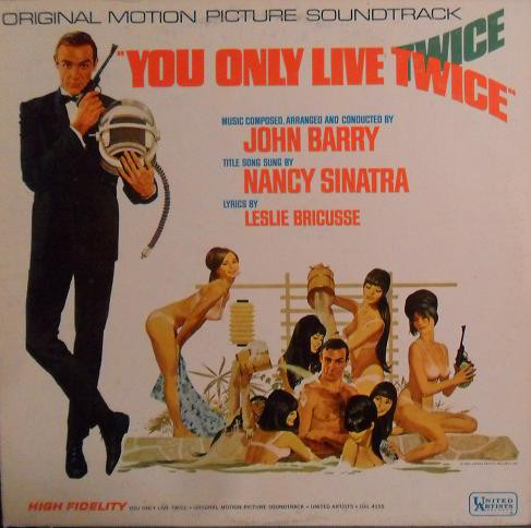 Barry, John You Only Live Twice