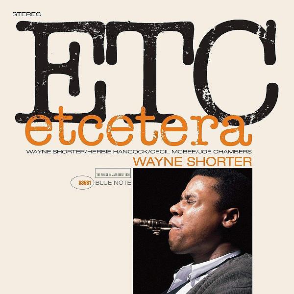 Wayne Shorter Etcetera Vinyl