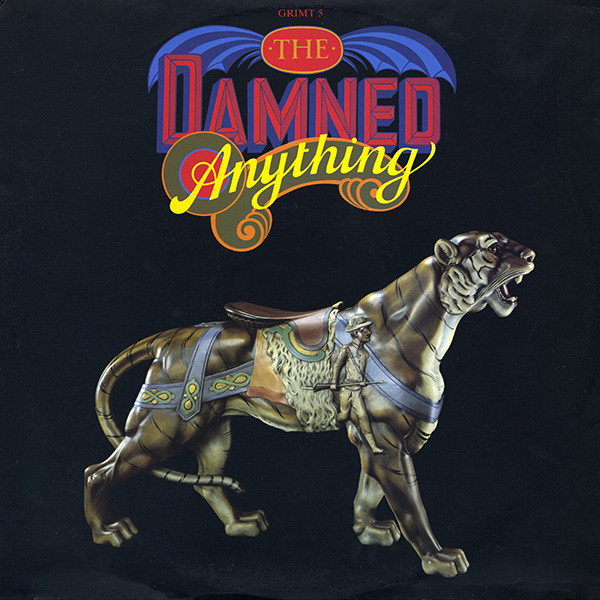 The Damned Anything Vinyl