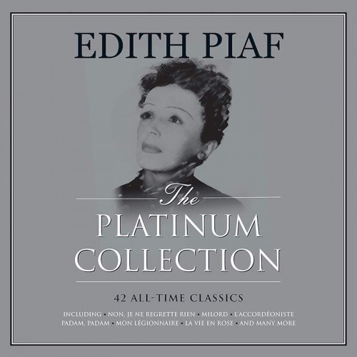 Edith Piaf The Platinum Collection Vinyl