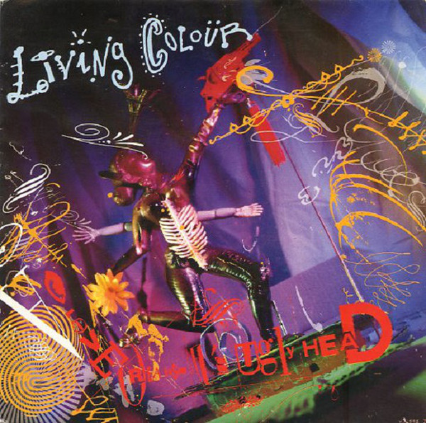 Living Colour Love Rears Its Ugly Head