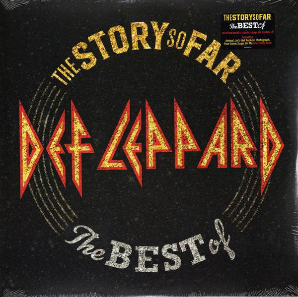Def Leppard The Story So Far: The Best Of