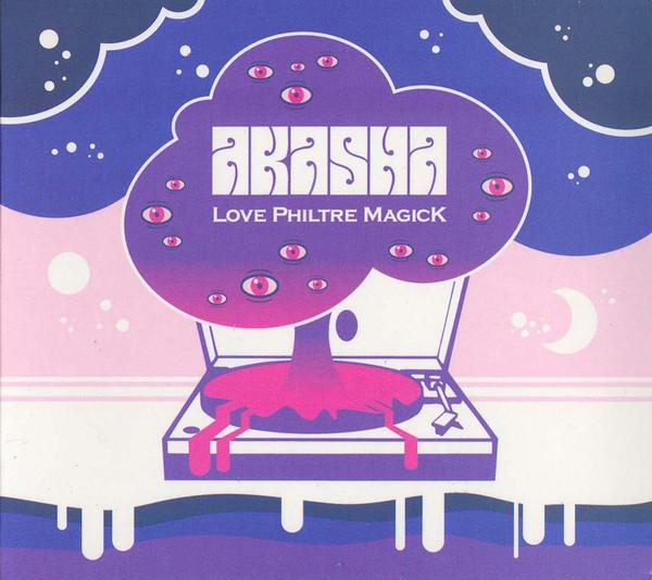 Akasha Love Philtre MagicK Vinyl