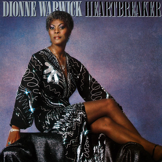 Warwick, Dionne Heartbreaker