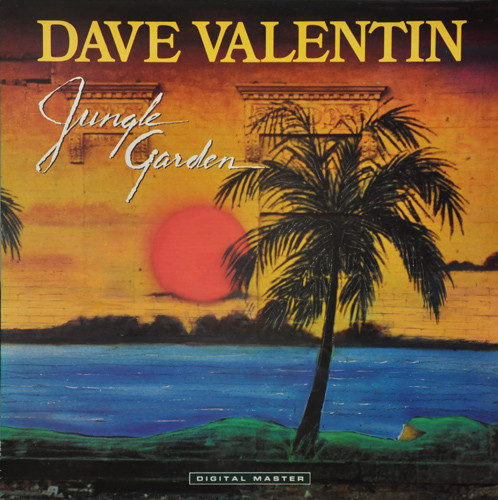 Valentin, Dave Jungle Garden Vinyl