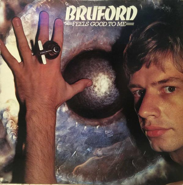 Bruford Feels Good To Me Vinyl