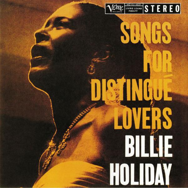 Billie Holiday Songs For Distingué Lovers Vinyl