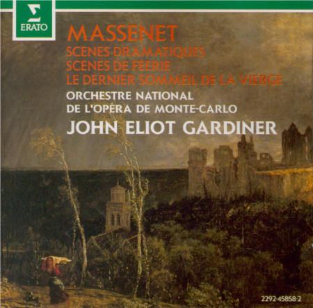 Massenet - Orchestre National De L'Opéra De Monte-Carlo, John Eliot Gardiner Suites Nos. 3 & 6 Vinyl